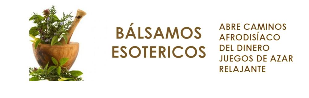 BALSAMOS