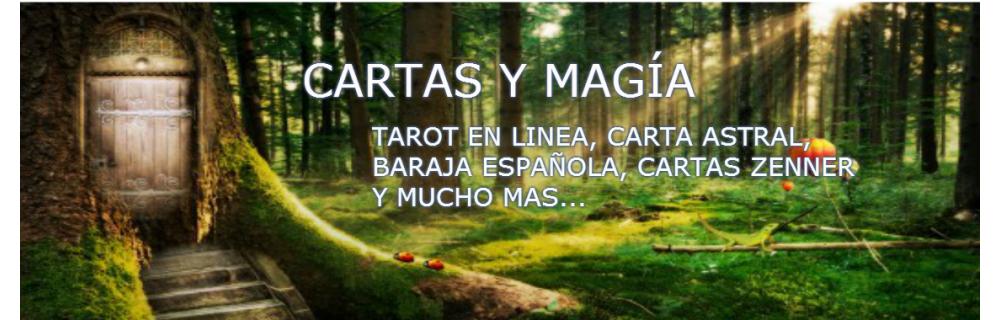 CARTAS Y MAGIA