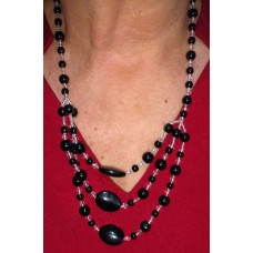 Collar de Obsidiana