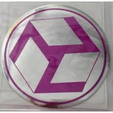Calcomanía Cubo de Antahkarana