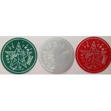 Calcomanía de Tetragrammaton en Colores