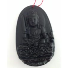 Dije de Piedra con Buda Grande