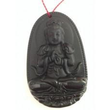 Dije de Piedra con Buda Chico