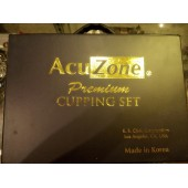 Kit de Ventosas Acuzone Premium Cupping Set